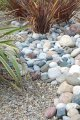 Natural Stone Centre cobble, gravel, mulch and paddle
