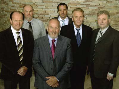Norman Emerson Group Directors